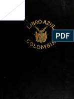 Libro Azul de Colombia