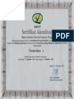 Sertifikat Akreditasi a -Program Studi-bimbingan Dan -Konseling-fkip-ulm 20