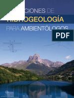 Nociones de Hidrogeología Para Ambientólogos / Antonio Pulido Bosch