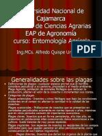 Generalidades de Manejo Integral de Plagas