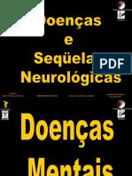 Doenças neurológicas e Sequelas - MTC