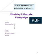 Healthy Lifestyle Campaign(Latest2)