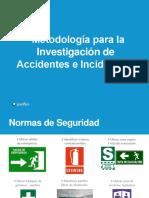 Metodologia Para La Investigacion de Accidentes Personales