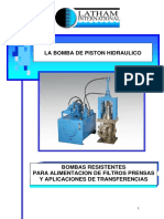Ram Pump Brochure Spanish