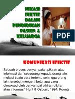 Komunikasi Efektif PPK