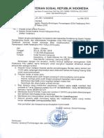 1100, Surat pemanggilan peserta bimtap SDM Pelaksana PKH Tahap 6 Tahun 2018 LAMPUNG 2.pdf