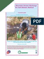 Flow Measurement_Salt Diluation Method.pdf