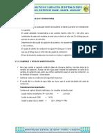 3.1. Planteamiento Hidraulico