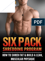 Matt Ogus - SixPack Shredding Program