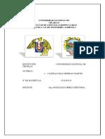 Jhordan Castillo Díaz Ejercicio Maquinaria