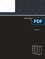 FM 35-50 NetworkAIR FM DX Installation 60 Hz (Manual)