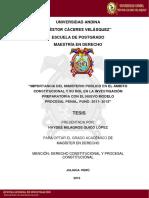 LaConstitucionalizacionDelDerechoProcesalPenal-