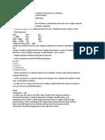 Lab Assingnment question paper