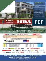 Single Brochure