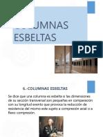 Qué son las Columnas Esbeltas CivilGeeks.com