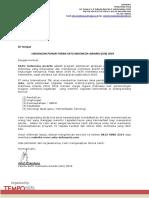 Undangan Pendaftaran SIA 2018-1