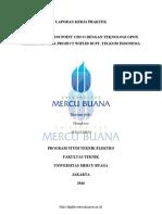 Analisa simulasi VLAN di Gedung Kantor Pusat PT. Pelabuhan Indonesia II