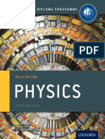 Oxford IB Physics Course Companion