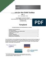 EVAN-Toolbox TemplandManual V2.1