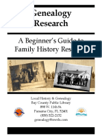 Genealogy Packet Rev2014