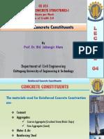 04 Reinforced Concrete Constituents 01