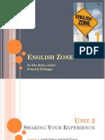 English Zone 1 Unit 2.ppt
