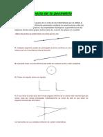 Teoría de La Geometría