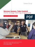 Carbon Co-op Training Programme Booklet