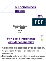 Conceitos Econômicos Básicos CONTÁBEIS