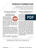 May 2010 Interfaith Connection Newsletter, Interfaith Works