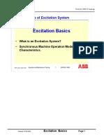 02 Training Excitation-Basics