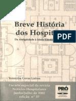 LISBOA, TC. Breve história dos hospitais.pdf