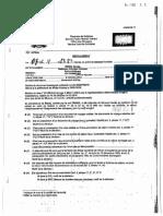 rapport Office des étrangers sur Kaoutar Fal