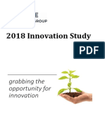 2018 Chase Innovation Research Report