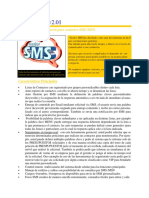 Folleto Gestor SMS PYME