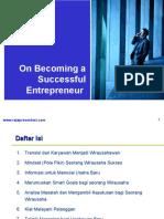 1.C. Menjadi Entrepreneur
