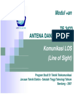TE3423_+an_Komunikasi LOS