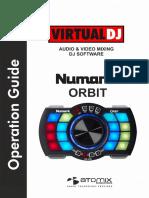 Numark Orbit - VirtualDJ 8 Operation Guide