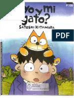360592777 Yo y Mi Gato Satoshi Kitamura
