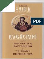 SF.CHIRIL AL TUROVULUI -RUGĂCIUNI PENTRU FIECARE ZI A SĂPTĂMÎNII.pdf