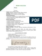Romana Vestitorii Proiect Iza