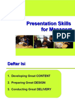 2.C. Presentation Skills for Managers