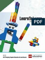 LearnToLearn 1.0 ES-AR