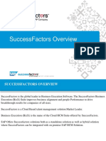 SAP SuccessFactors Demo