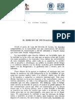 El Derecho en ka Neutralidad UNAM articulo