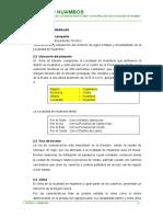 9.0 Linea de Aduccion