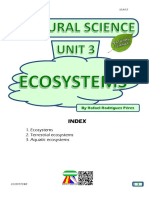 Student's Booklet - ECOSYSTEMS