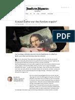 Theorie Des Reichtums Von Luc Boltanski Und Arnaud Esquerre