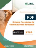 Curso de Especialización Sistema Electrónico de Contrataciones Del Estado SEACE V3.0 - 5