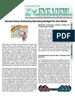 2002 Issue #7 Bird's Eye View Newsletter Washington Audubon Society